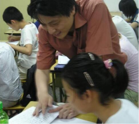 朱春晖老师指导练字