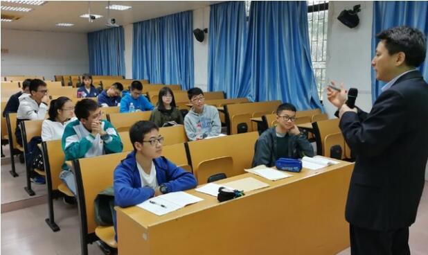 朱春晖老师应邀在广州授课