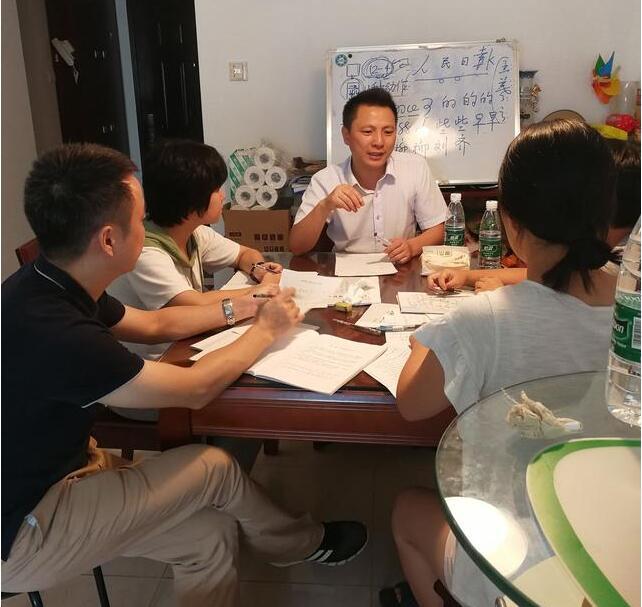 10月6、7号,朱老师继续南下来到广州授课