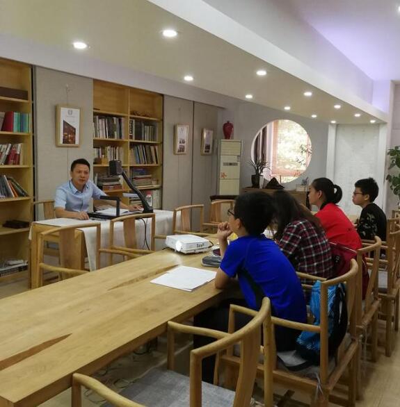 2017年12月朱春晖老师讲授中